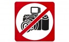 Ban photo-taking