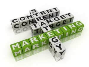 Content marketing battle